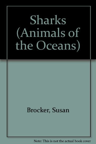 9780606128100: Sharks (Animals of the Oceans)
