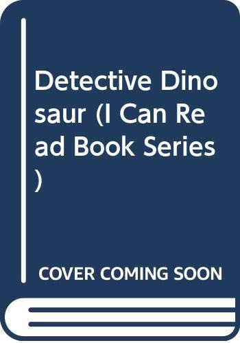 9780606129121: Detective Dinosaur (I Can Read Book Series)