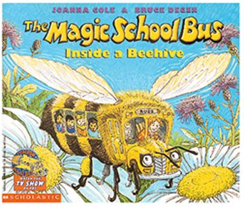 9780606129893: The Magic School Bus Inside a Beehive