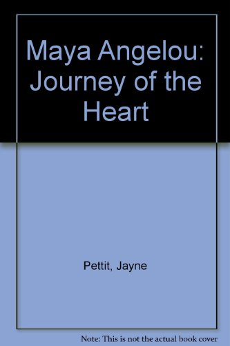 9780606129916: Maya Angelou: Journey of the Heart