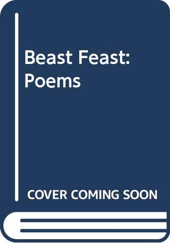 9780606131841: Beast Feast: Poems