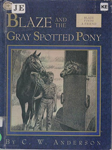 9780606132077: Blaze and the Gray Spotted Pony