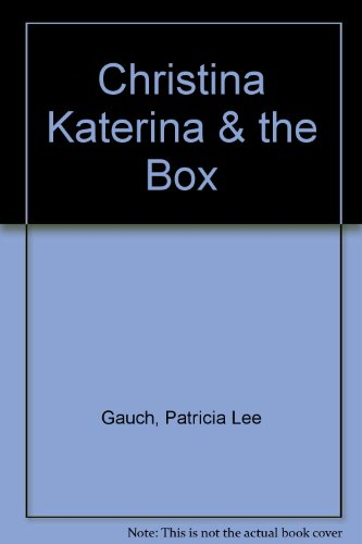 9780606132725: Christina Katerina & the Box