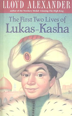 9780606133890: The First Two Lives of Lukas-Kasha