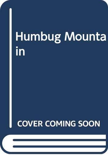 9780606134989: Humbug Mountain