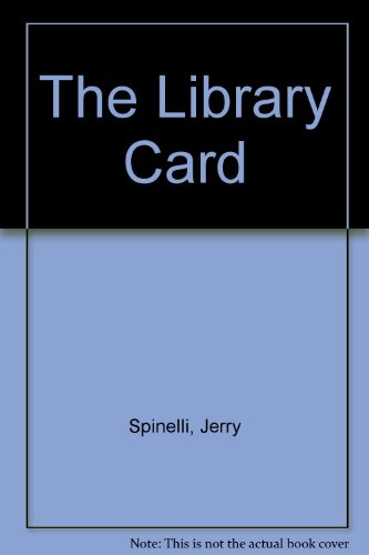 9780606135689: The Library Card
