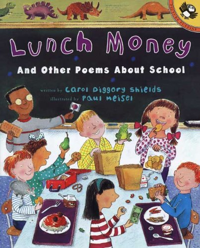 9780606135863: Lunch Money and Other Poems About School
