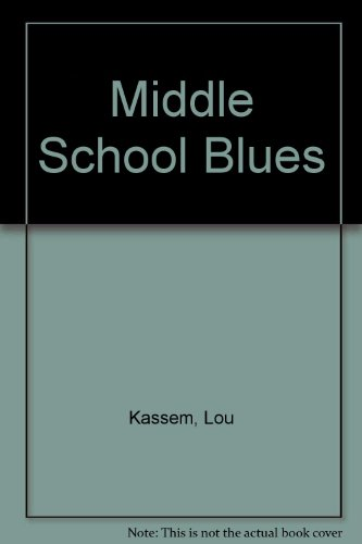 9780606136082: Middle School Blues