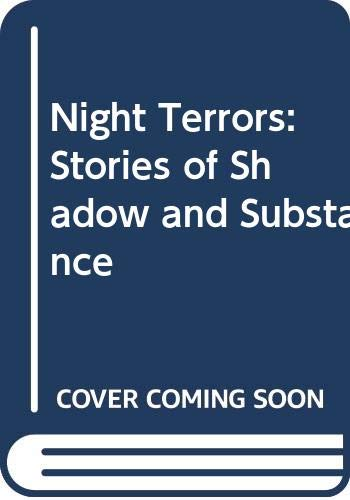 9780606136624: Night Terrors: Stories of Shadow and Substance
