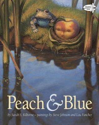 9780606136976: Peach & Blue