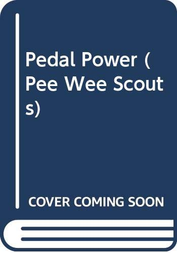 9780606137003: Pedal Power (Pee Wee Scouts)