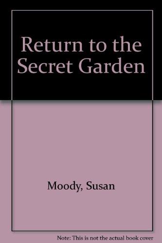 9780606137386: Return to the Secret Garden