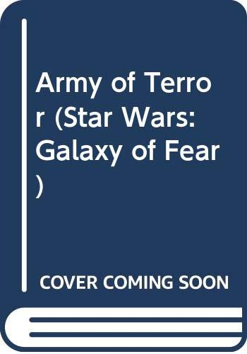 9780606138048: Army of Terror (Star Wars: Galaxy of Fear)