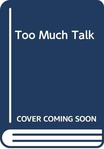 9780606138550: Too Much Talk