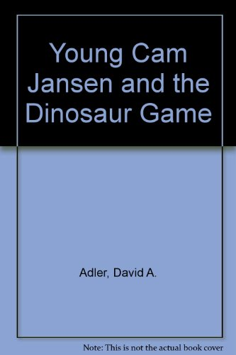 9780606139342: Young Cam Jansen and the Dinosaur Game