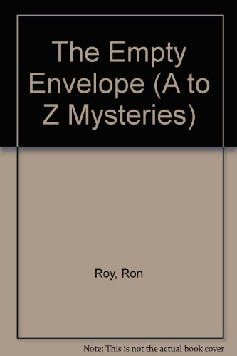 9780606139496: The Empty Envelope (A to Z Mysteries)