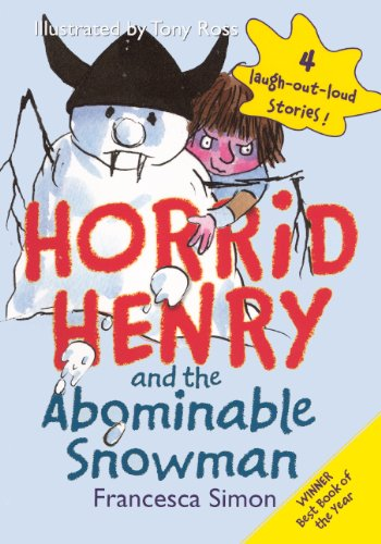 9780606140638: Horrid Henry and the Abominable Snowman