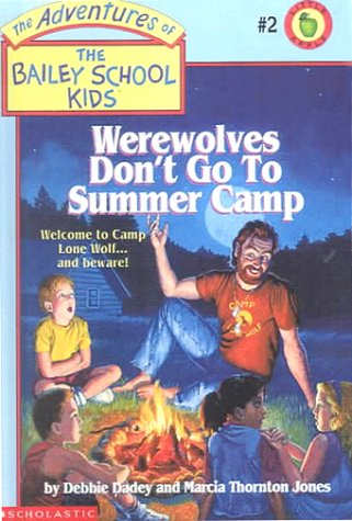 9780606141116: Werewolves Don't Go to Summer Camp