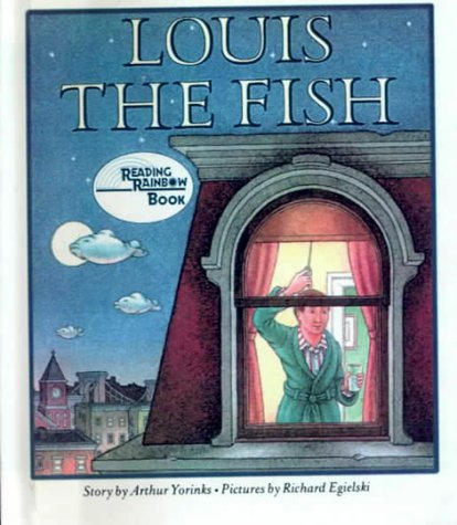 9780606141352: Louis the Fish