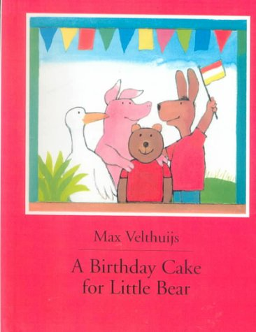 9780606141659: A Birthday Cake for Little Bear
