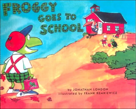 9780606142120: Froggy Goes to School