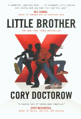 9780606143479: Little Brother (Turtleback School & Library Binding Edition)