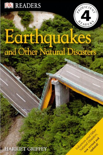 9780606144834: Earthquakes and Other Natural Disasters (Dk Readers, Level 4)