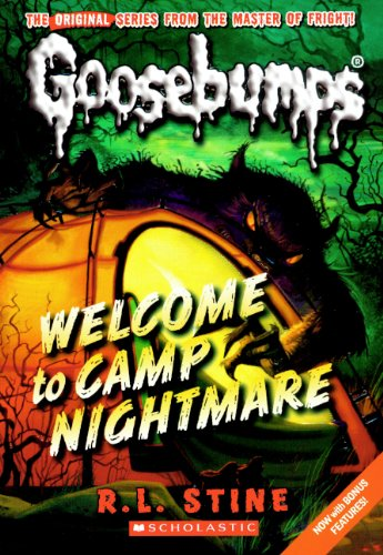 9780606144865: Welcome To Camp Nightmare (Turtleback School & Library Binding Edition) (Goosebumps (Pb Unnumbered))