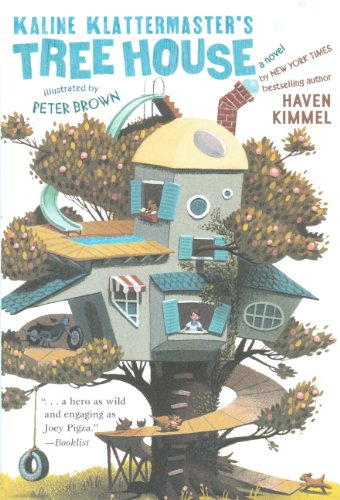 Kaline Klattermaster's Tree House (Turtleback School & Library Binding Edition) (Junior Library Guild Selection (Prebound)) (0606145109) by Kimmel, Haven