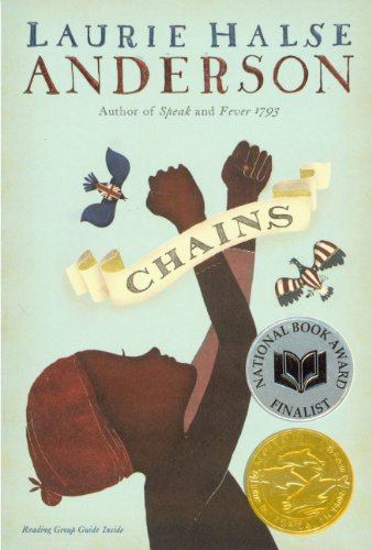 9780606145206: Chains (Turtleback School & Library Binding Edition) (Seeds of America)