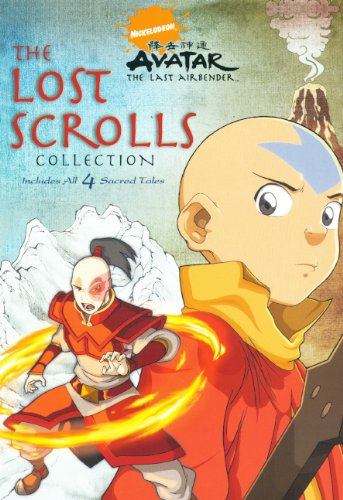 9780606145312: The Lost Scrolls Collection (Turtleback School & Library Binding Edition) (Avatar - The Lost Scrolls)