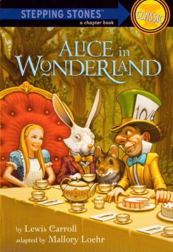 9780606145329: Alice In Wonderland (Turtleback School & Library Binding Edition) (Stepping Stone Books)