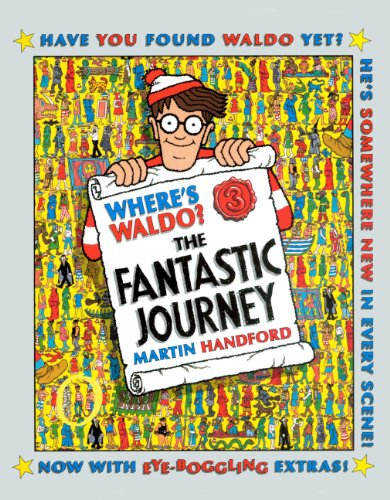 Where's Waldo? The Fantastic Journey (Turtleback School: Handford, Martin