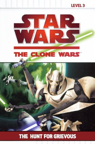 The Hunt For Grievous (Turtleback School & Library Binding Edition) (Star Wars: The Clone War ...
