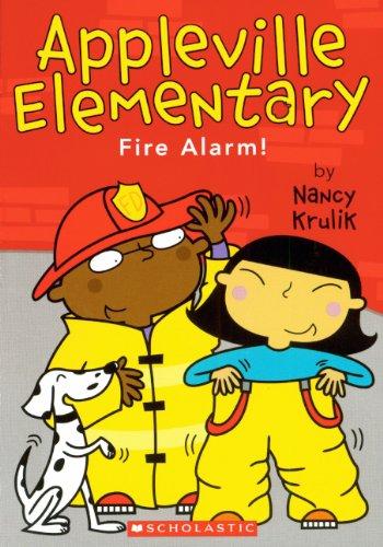 9780606146111: Fire Alarm! (Turtleback School & Library Binding Edition) (Appleville Elementary (Pb))