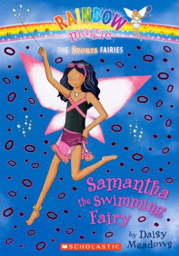 9780606146159: Samantha The Swimming Fairy (Turtleback School & Library Binding Edition) (Rainbow Magic: the Sports Fairies)