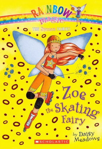 9780606146203: Zoe The Skating Fairy (Turtleback School & Library Binding Edition) (Rainbow Magic: the Sports Fairies)