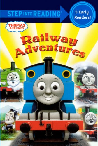 Railway Adventures (Turtleback School & Library Binding Edition) (Thomas & Friends (Pb)) (0606146520) by W. Awdry