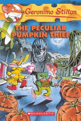 9780606146685: The Peculiar Pumpkin Thief (Turtleback School & Library Binding Edition) (Geronimo Stilton)