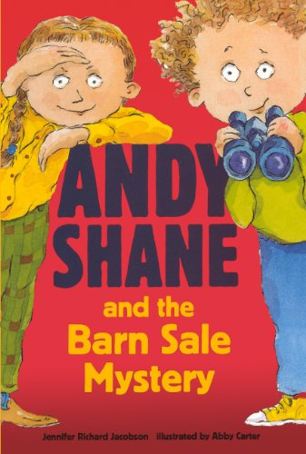 9780606147132: Andy Shane And The Barn Sale Mystery (Turtleback School & Library Binding Edition)
