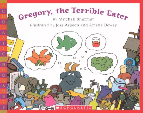 9780606147187: Gregory, the Terrible Eater