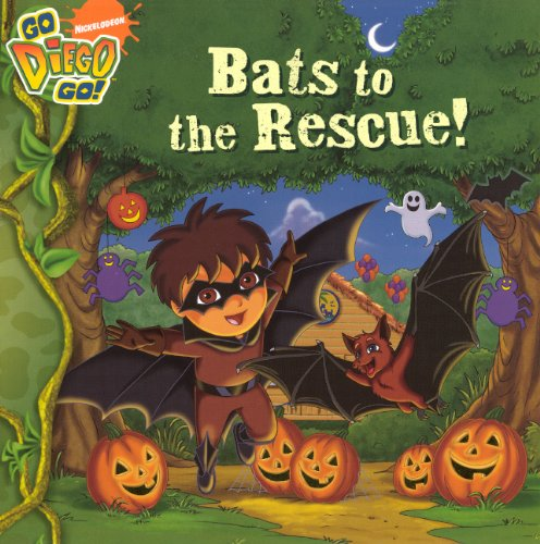9780606147330: Bats to the Rescue! (Turtleback School & Library Binding Edition) (Go Diego Go (8x8))