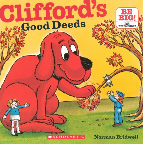 9780606147392: Clifford's Good Deeds (Clifford's Big Ideas)