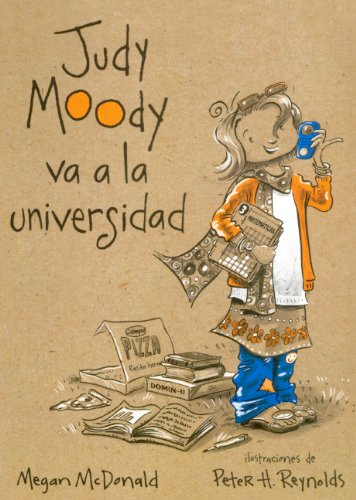 9780606147668: Judy Moody Va A La Universidad (Judy Moody Goes To College) (Turtleback School & Library Binding Edition) (Spanish Edition)
