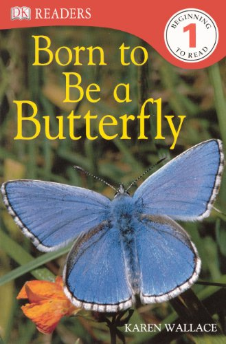 9780606147941: Born to Be a Butterfly