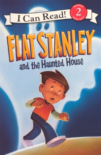 9780606148023: Flat Stanley And The Haunted House (Turtleback School & Library Binding Edition) (I Can Rad! 2)