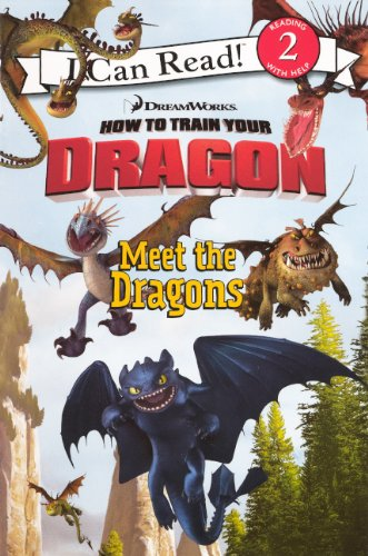 9780606148467: Meet the Dragons (Turtleback School & Library Binding Edition) (DreamWorks How to Train Your Dragon (Harperfestival))