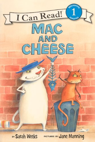 9780606149914: Mac and Cheese (I Can Read!, Level 1)