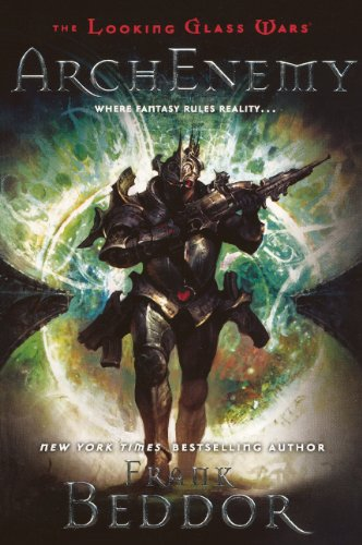 9780606149976: ArchEnemy (Turtleback School & Library Binding Edition) (Looking Glass Wars (PB))