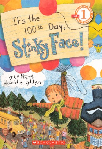 It's The 100th Day, Stinky Face! (Turtleback School & Library Binding Edition) (Scholastic...